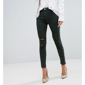 J BRAND Alana High Rise Jeans- next to new!
